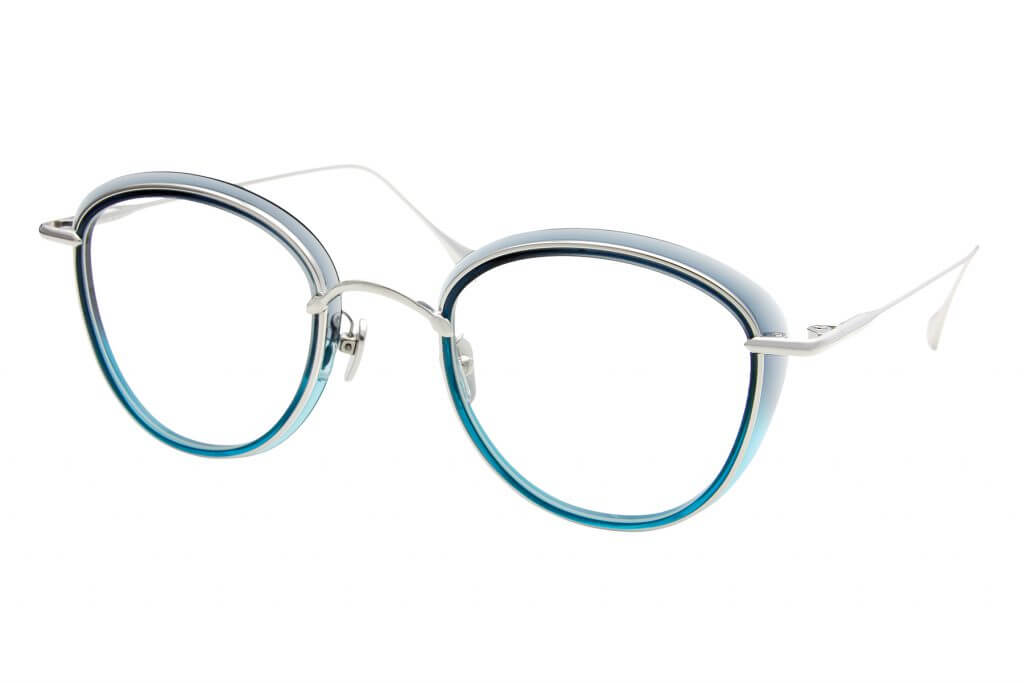 Rights of Kiss Optical eyewear Eque.M