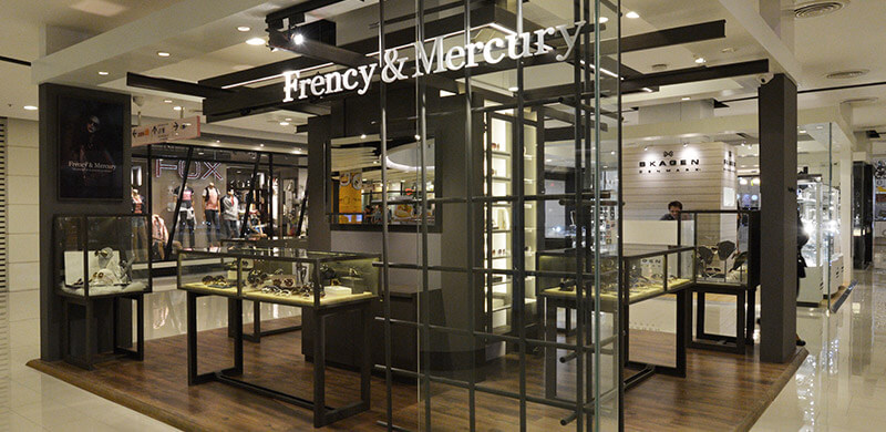 Thailand Frency & Mercury Store