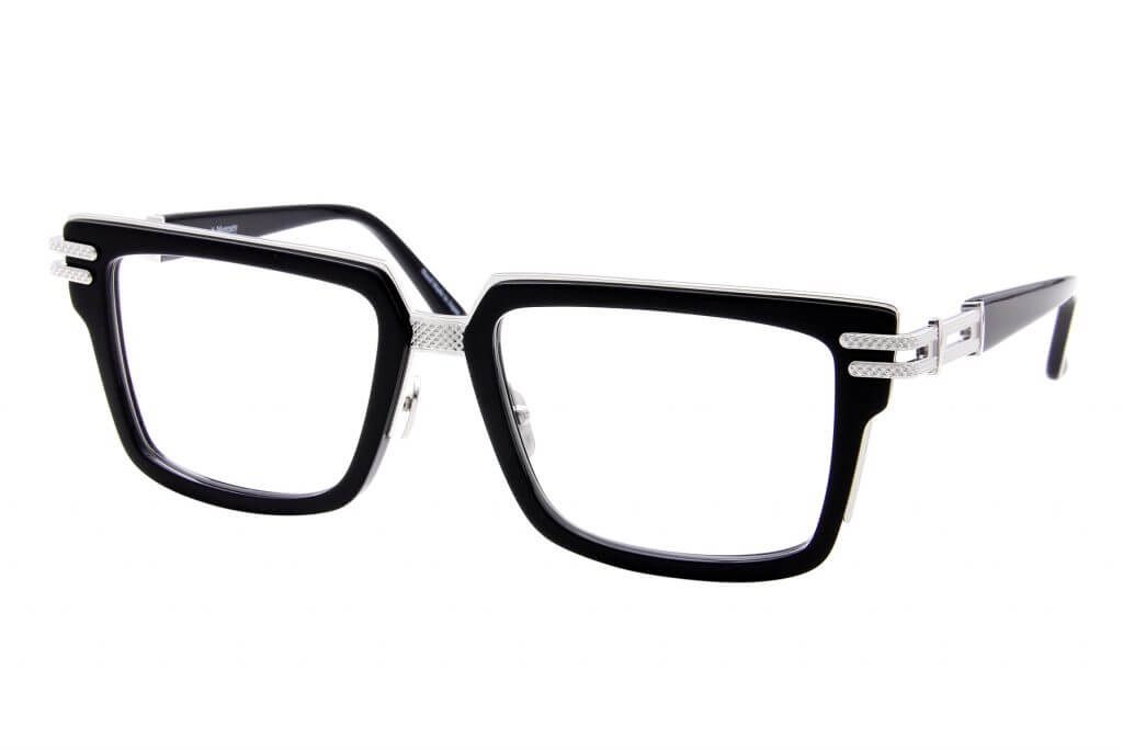 Rich Back Optical eyewear Eque.M